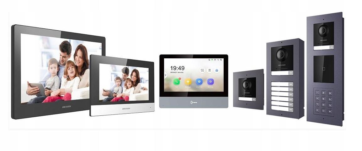 Видеодомофон Hikvision DS-KH6210, DS-KH6320, русификация китайского интерфейса